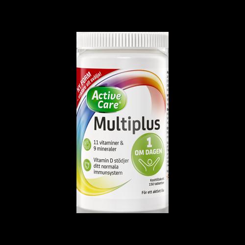 active care multivitamin