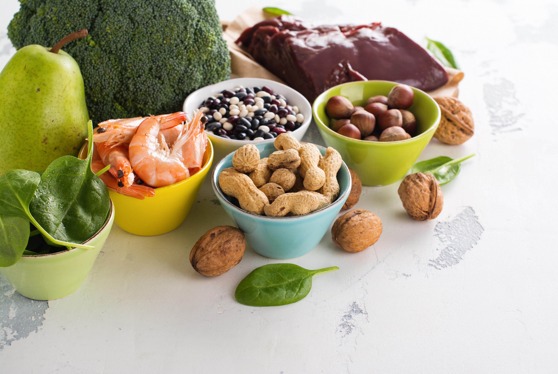 vilken mat innehåller folsyra
