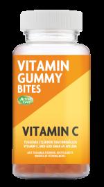 Active Care Vitamin Gummy Bites tuggbar c-vitamin kosttillskott