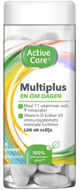 Active Care Multiplus kosttillskott multivitamin