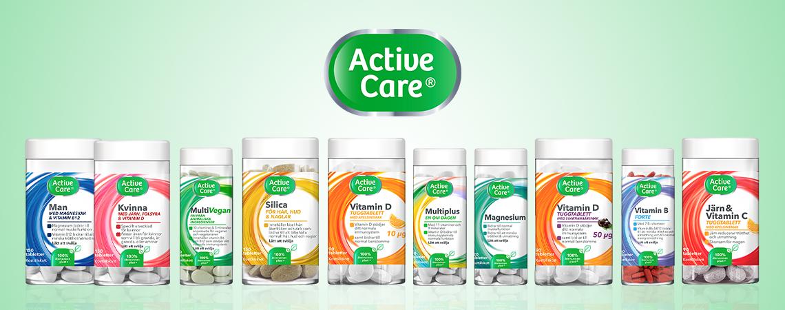 Active care kosttillskott